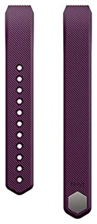Fitbit - Alta Classic Plum Band - Large lowest price
