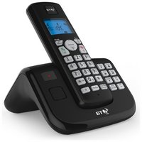 BT - 3560 - Cordless Telephone & Answer Machine - Single