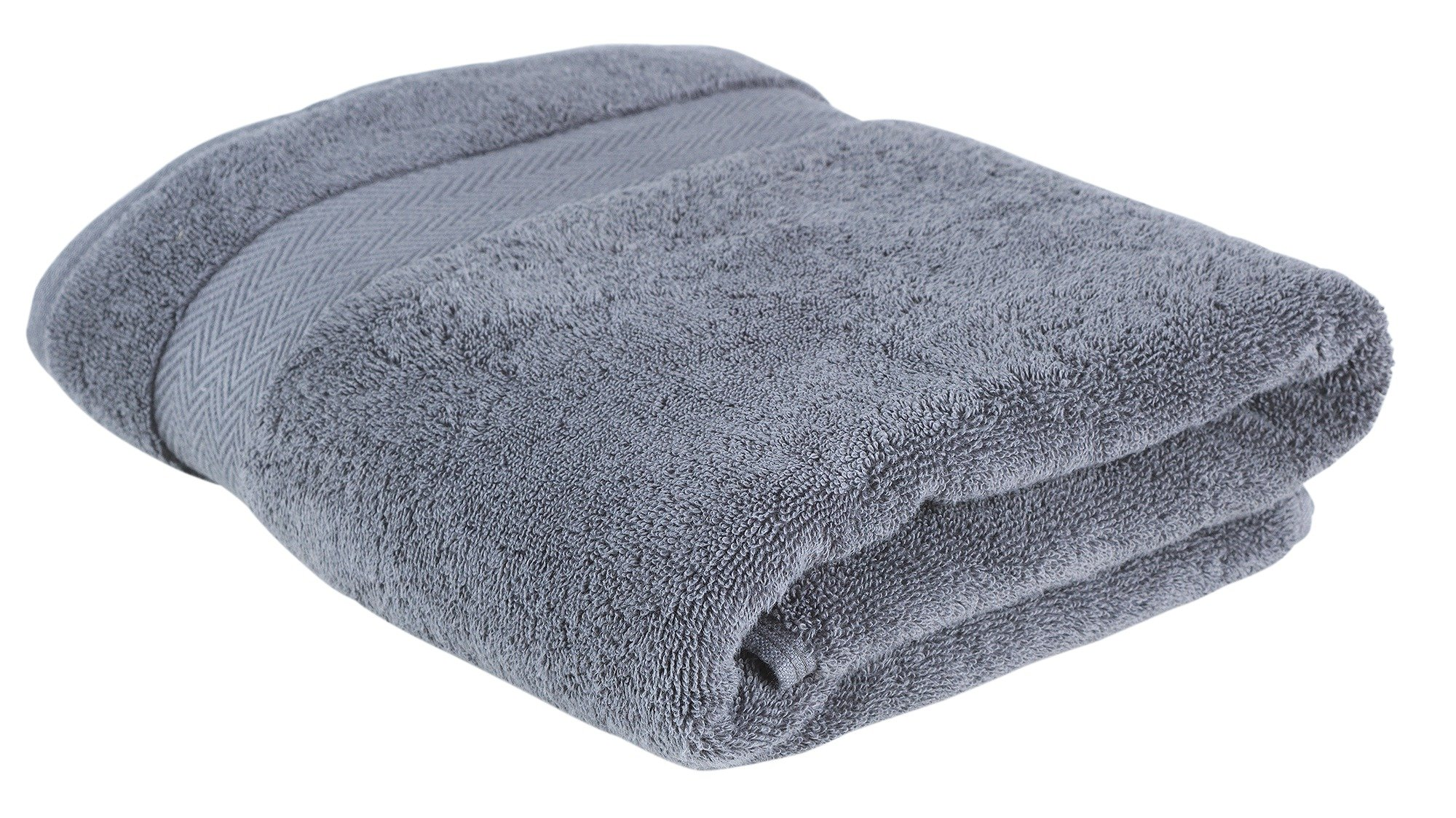 Kingsley - Hygro Bath Sheet - Slate