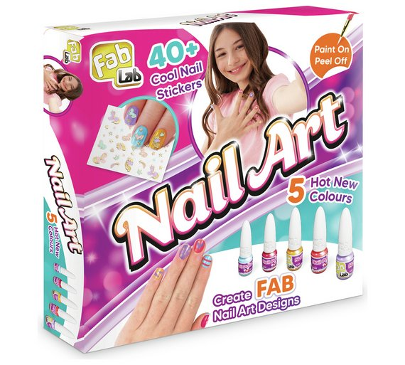 FabLab Nail Art Set