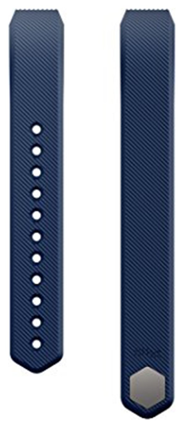 Fitbit Alta Blue Classic Accessory Band - Small. lowest price