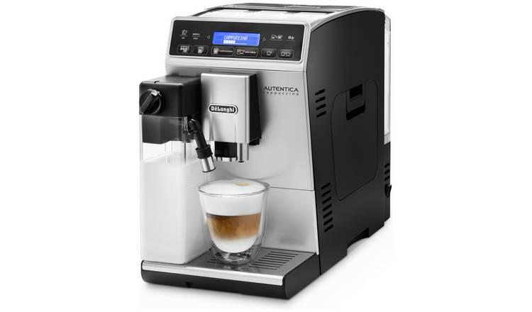Buy Delonghi Etam 29660sb Bean To Cup Coffee Machine Coffee Machines Argos