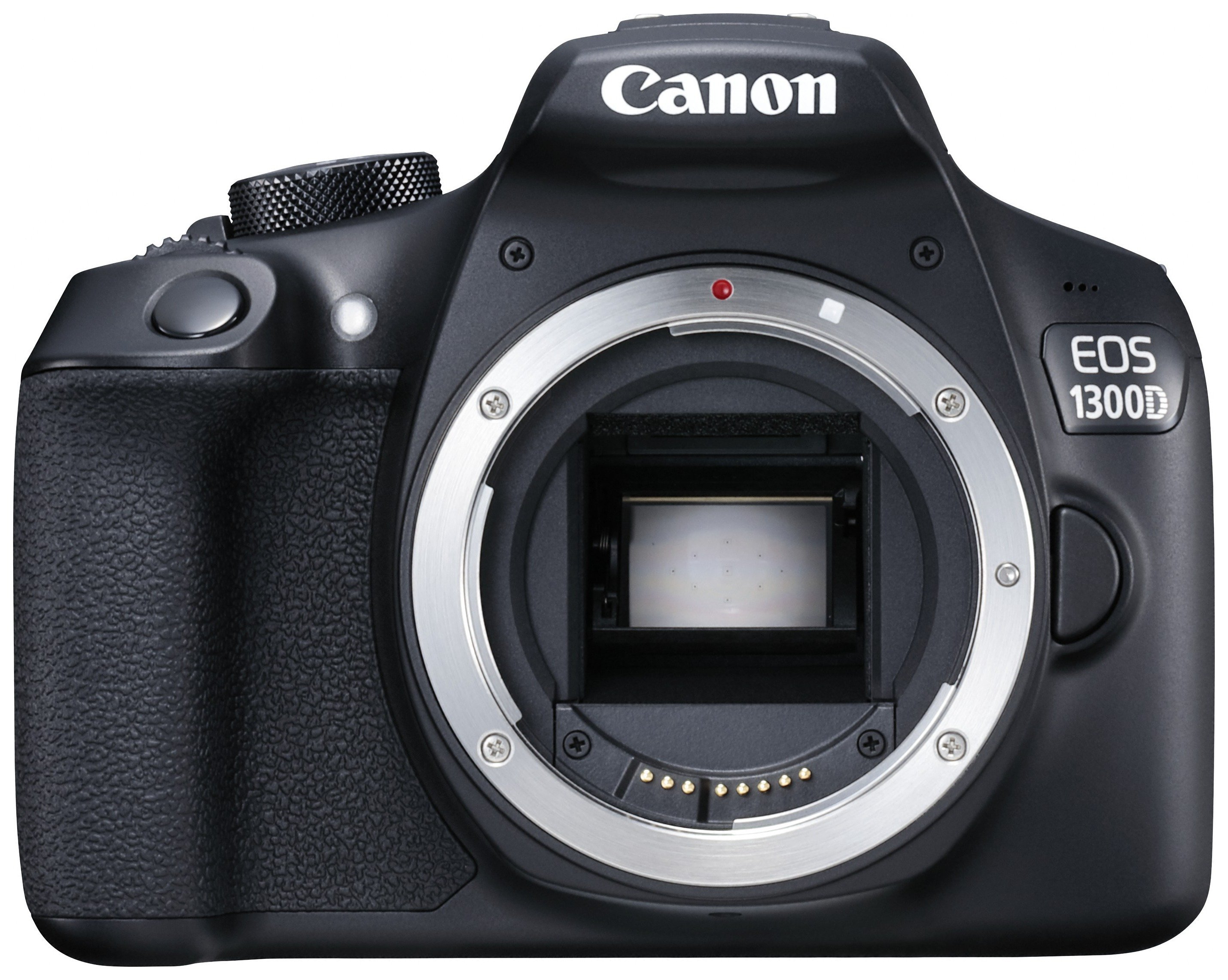 Image of Canon EOS 1300D DSLR Body.