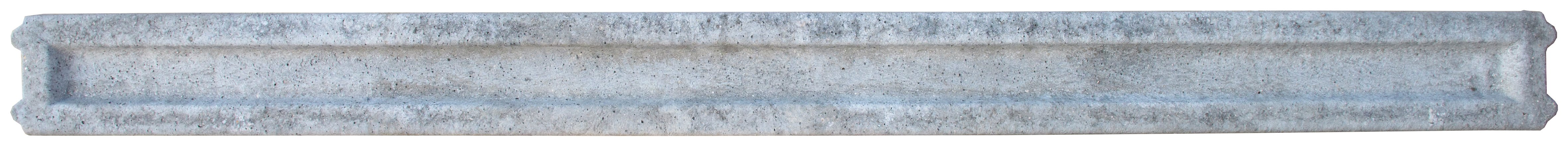 Forest 1.8m Concrete Gravel Boards - Pack of 10.