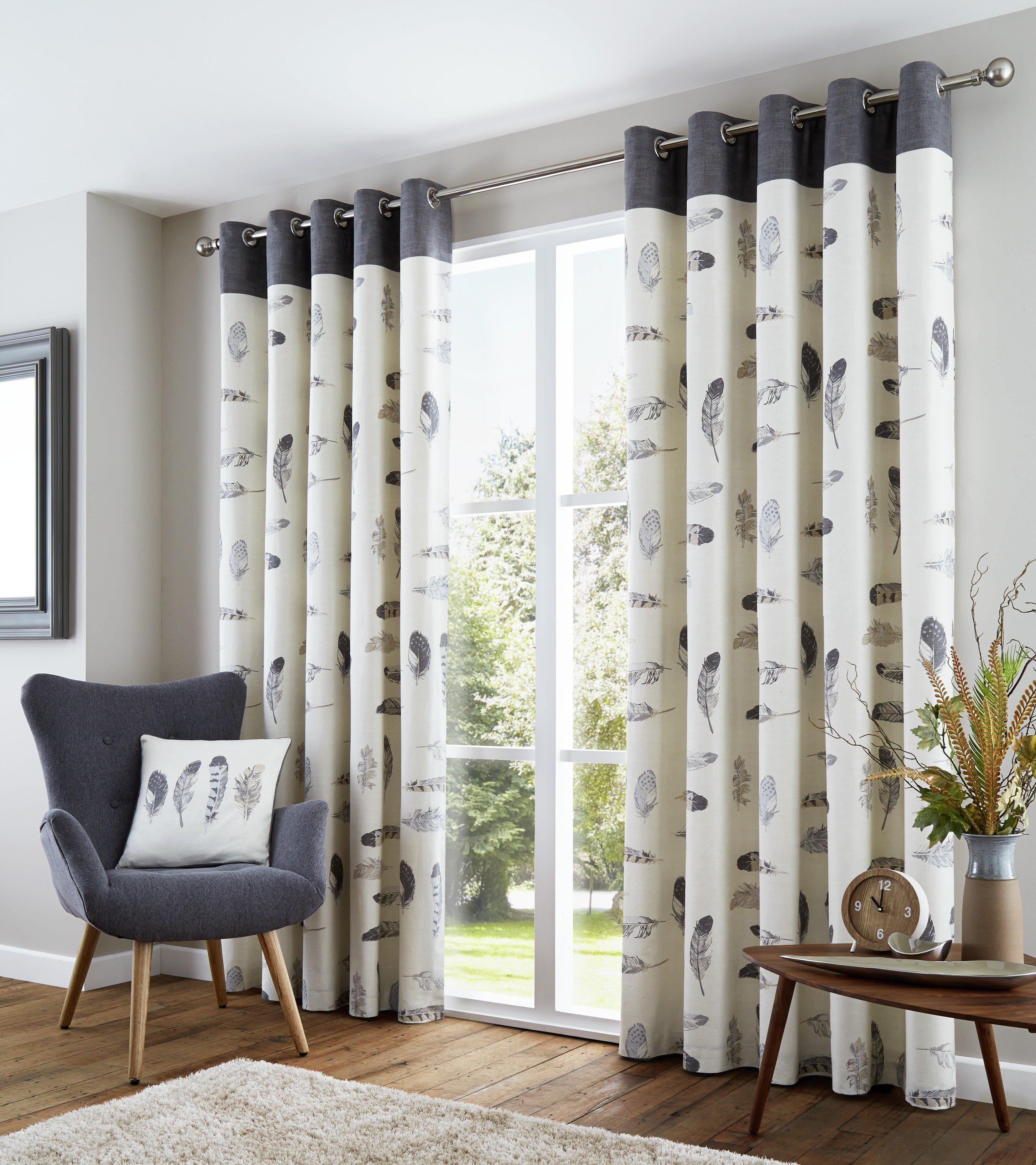 fusion-idaho-eyelet-curtains-117x183cm-charcoal