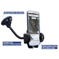 Streetwize - Mobile and Sat Nav Holder