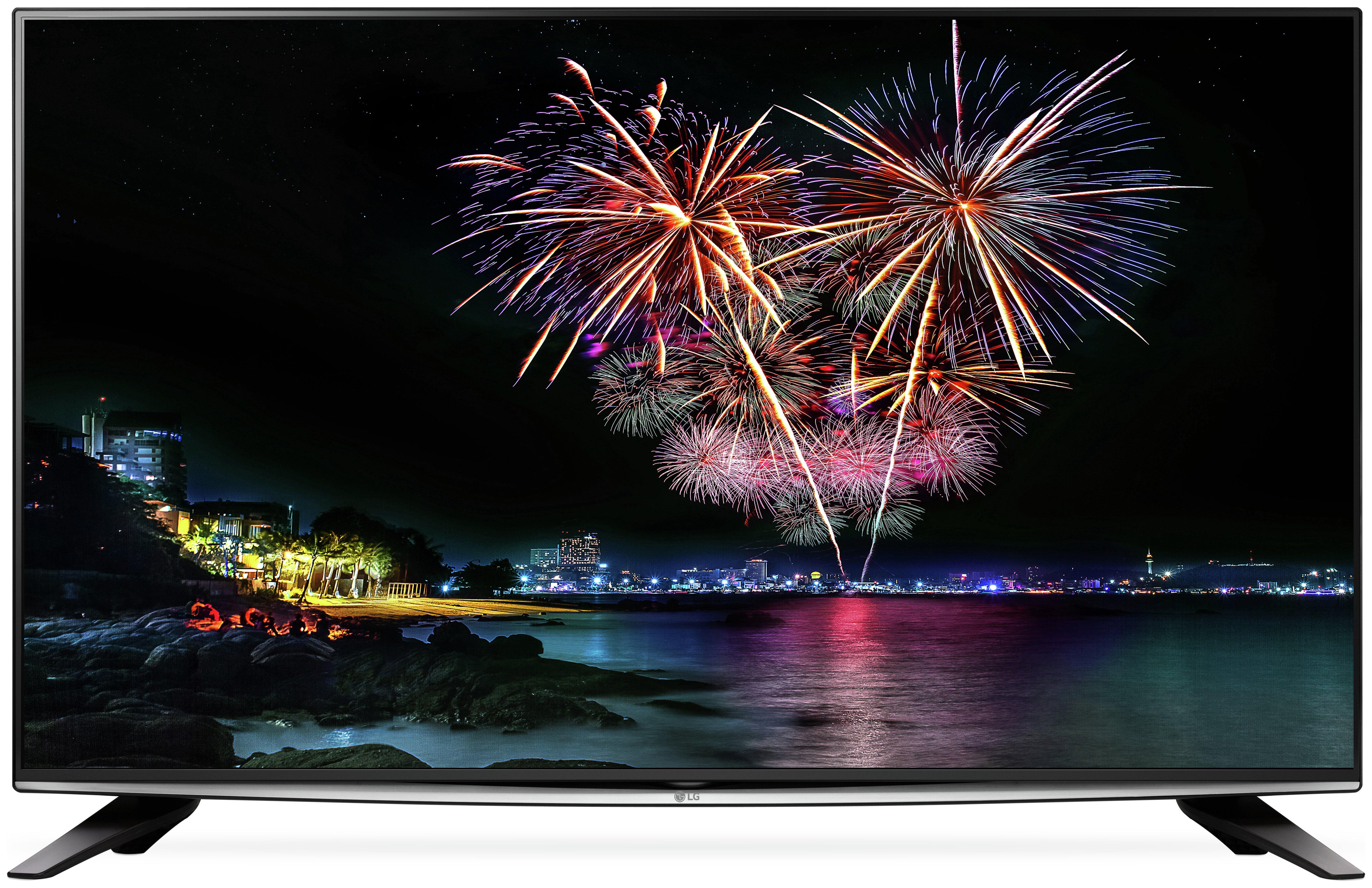 LG - 50 Inch - 50UH635V - Ultra HD 4K Web OS - Smart LED TV. - Black
