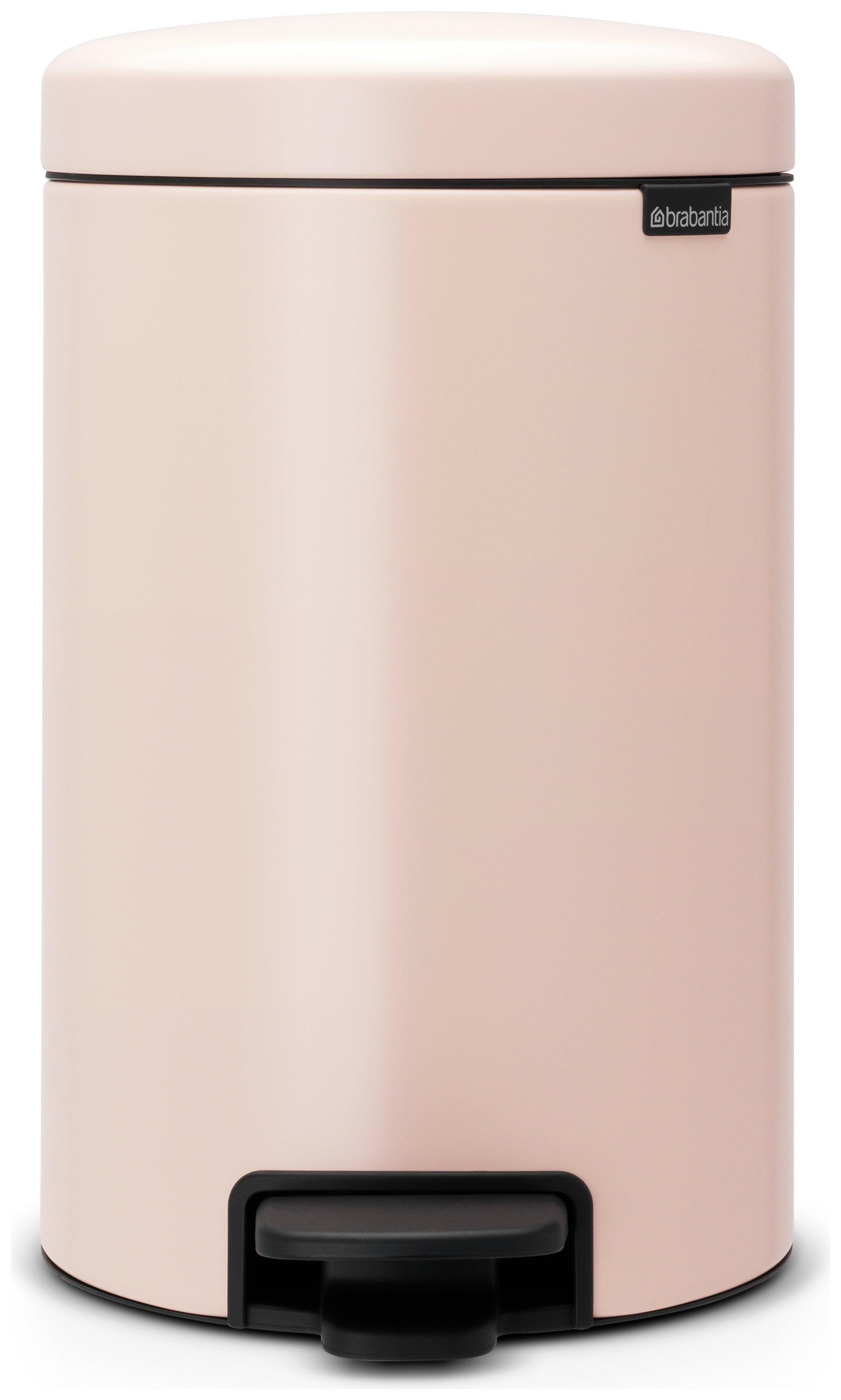 brabantia-newicon-12-litre-pedal-bin-pink
