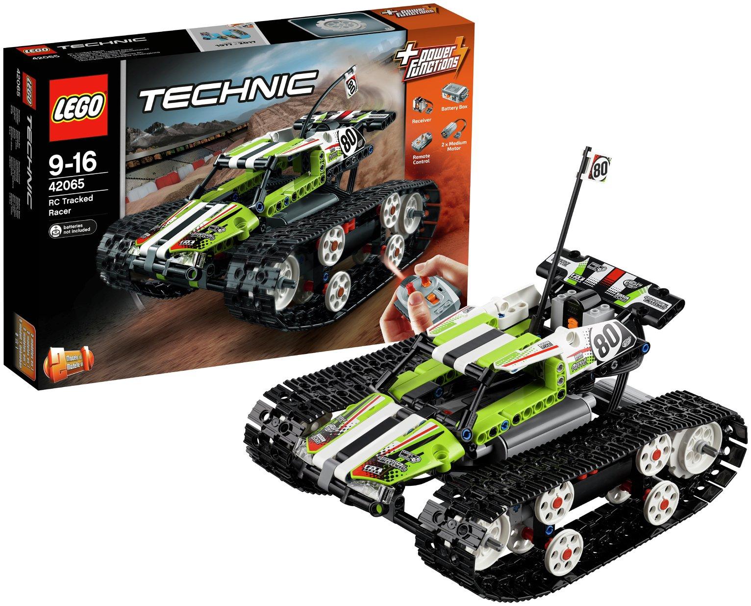 Image of LEGO Technic RC Racer - 42065.
