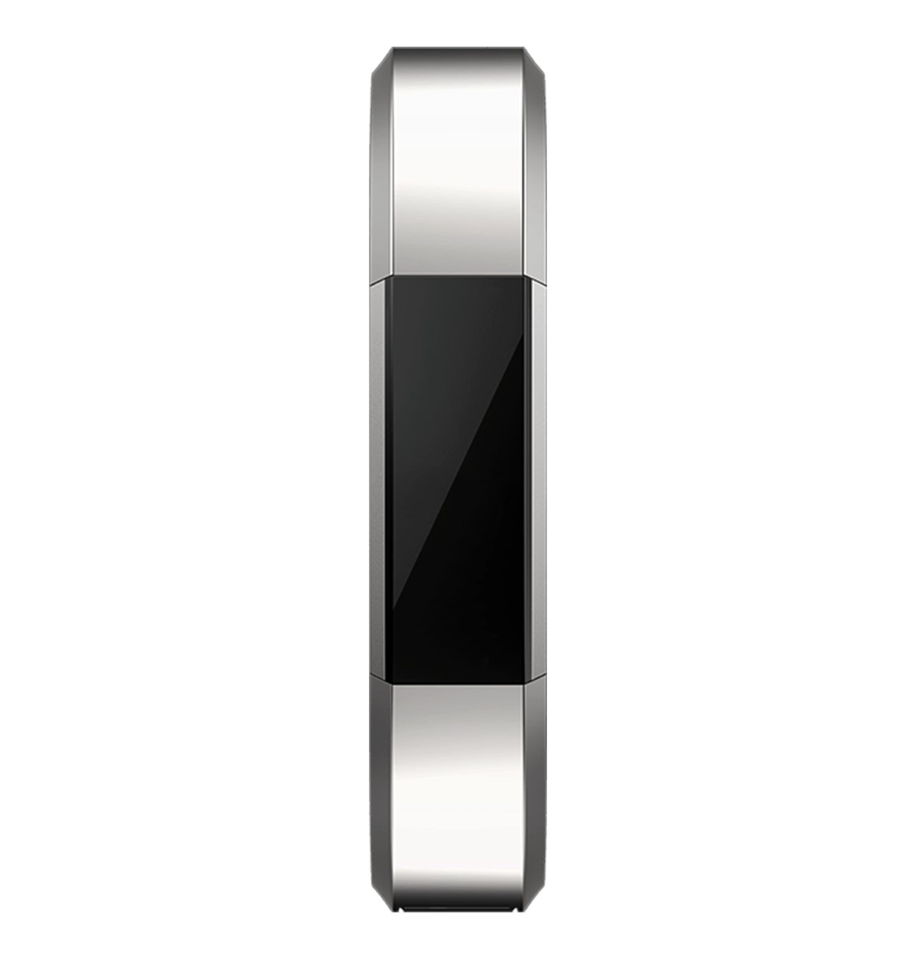 Image of Fitbit Alta Silver Metal Bracelet Accessory Band - Small.