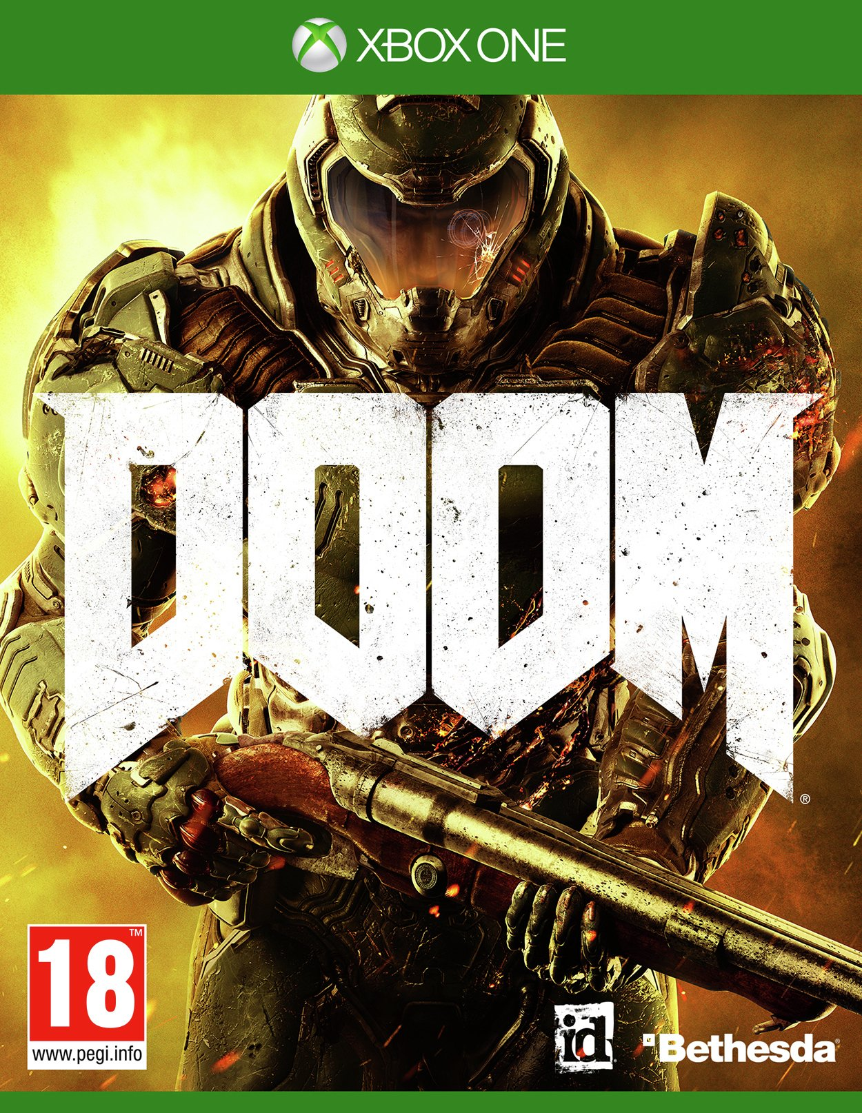 DOOM - Xbox One Game