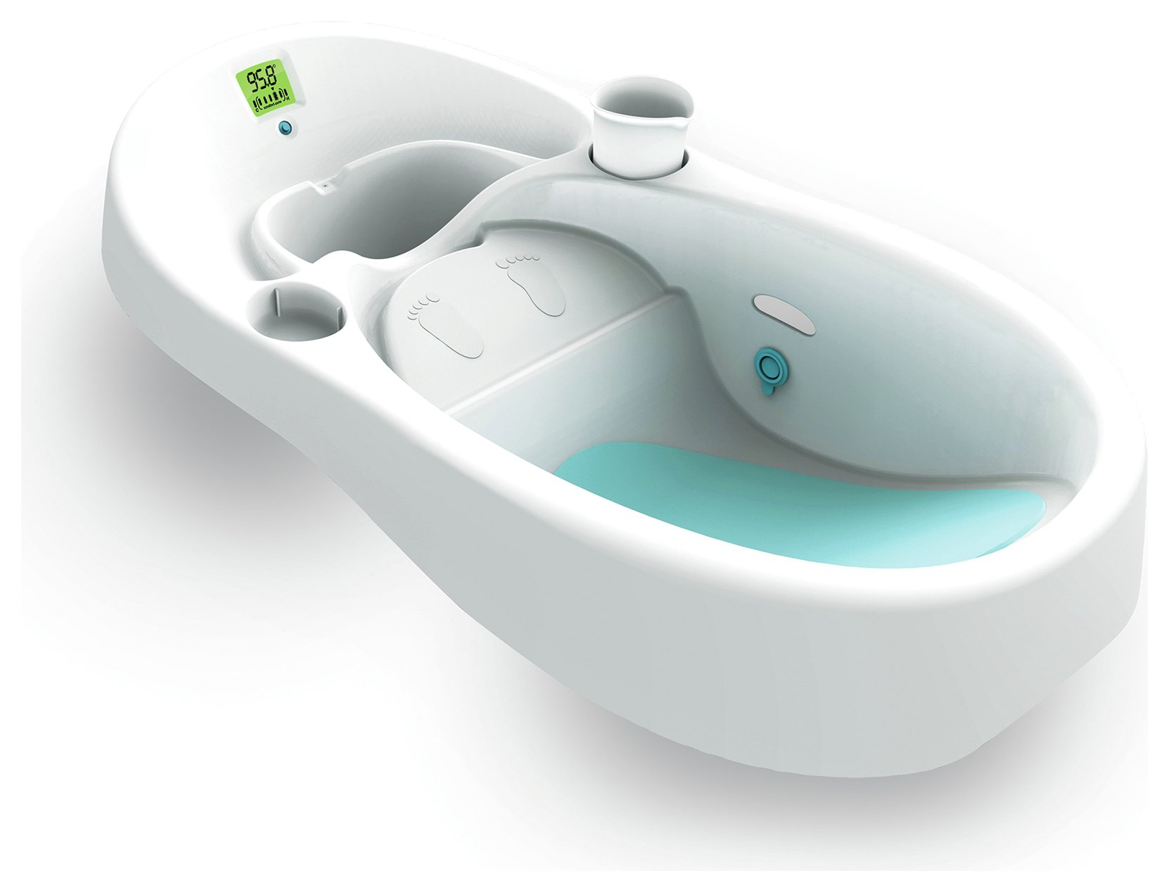 Image of 4Moms - Infant Tub Bath - White