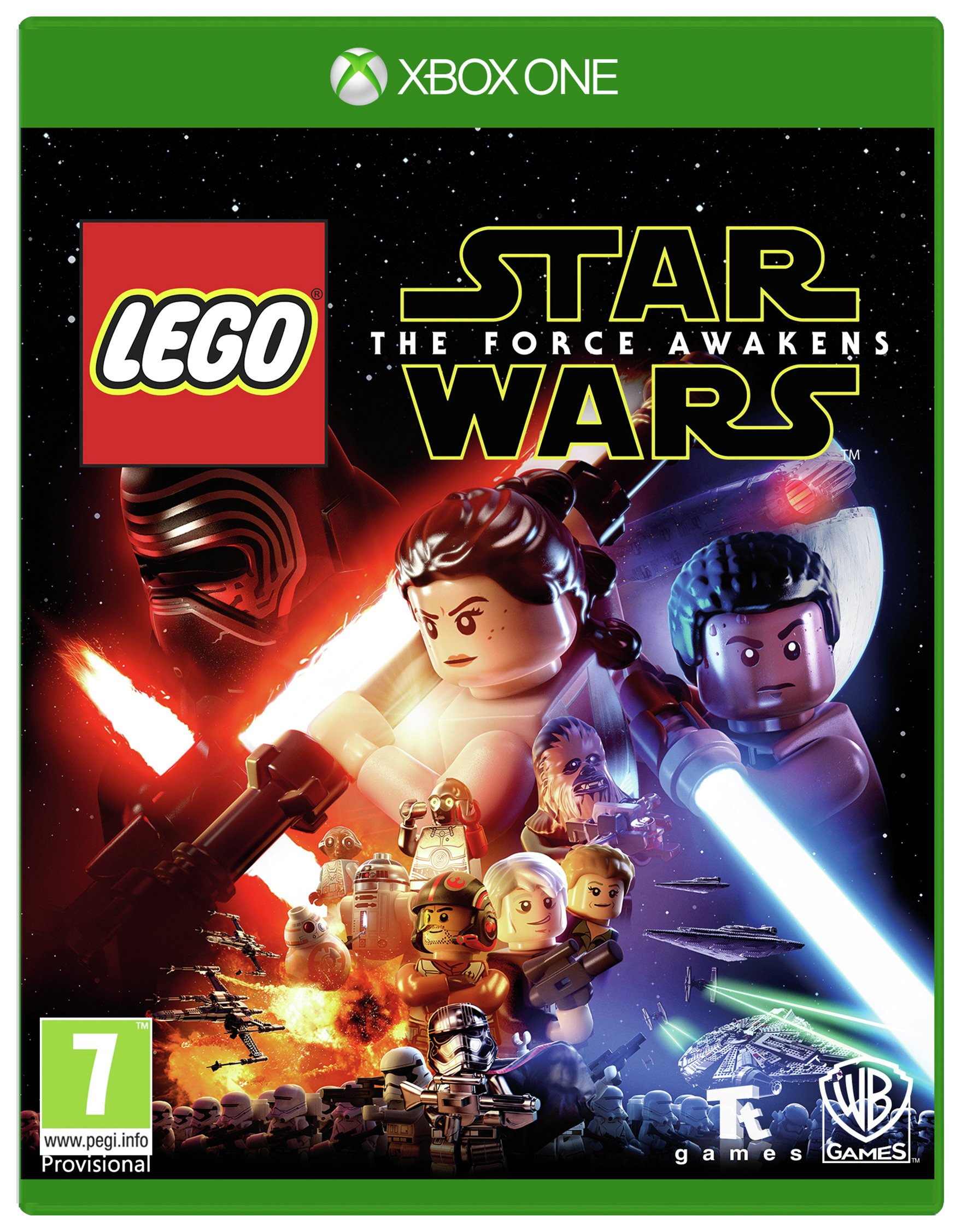 Image of LEGO Star Wars - The Force Awakens - Xbox - One Game.