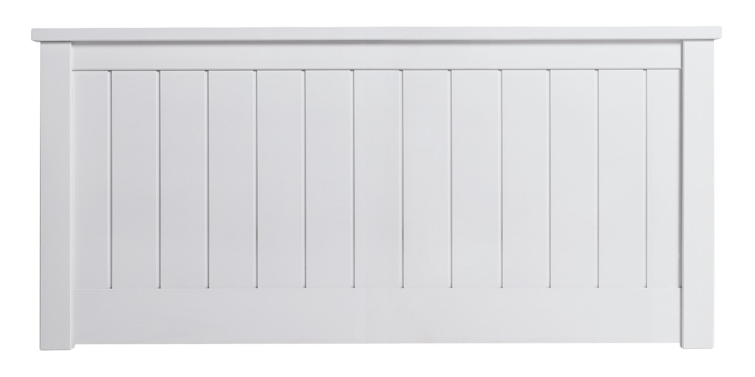 Habitat Grafton Double Headboard - White