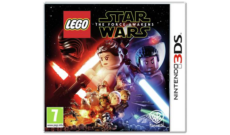 LEGO Star Wars: The Force Awakens 3DS Game