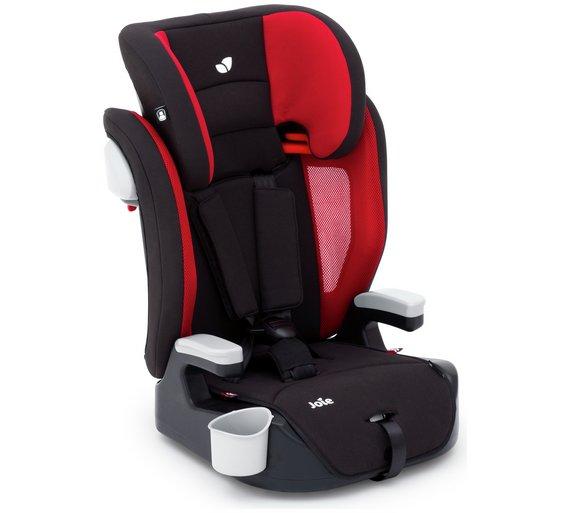 Buy Joie Elevate Group 1-2-3 Black Car Seat | Car seats | Argos