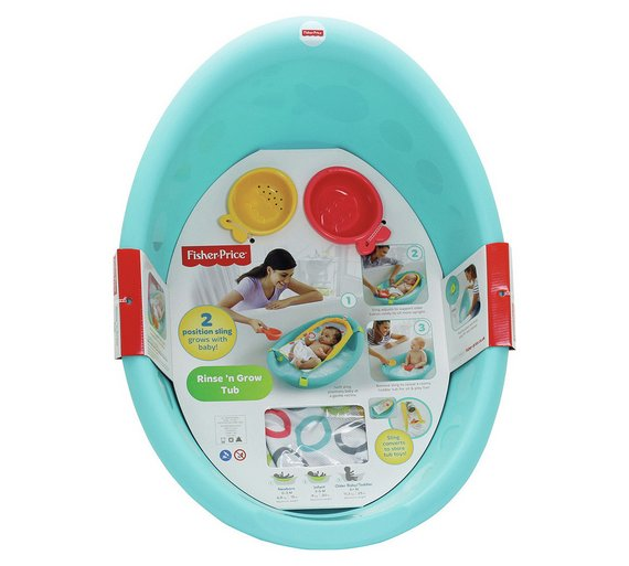 buy fisher price rinse 39 n grow tub at your. Black Bedroom Furniture Sets. Home Design Ideas