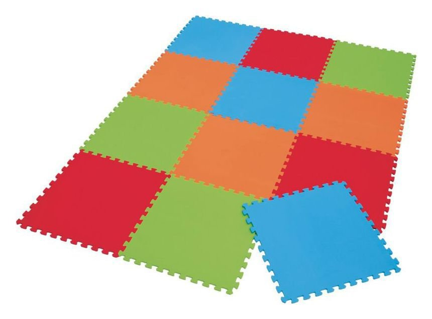 Image of ELC 12 Padded Play Mats