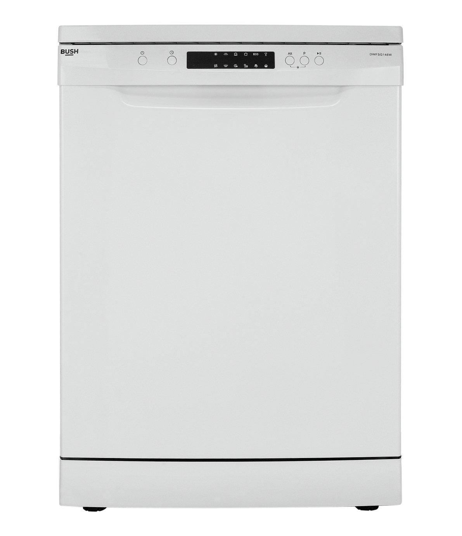 Image of Bush - DWFSG146W - Full Size Dishwasher - White