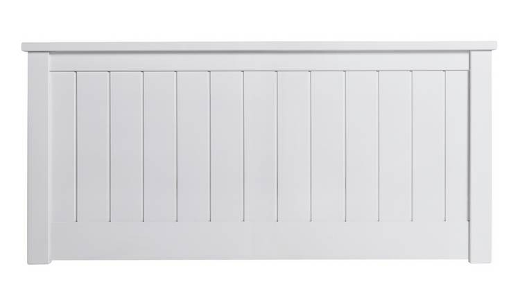 huge selection of aa757 a0be2 Buy Argos Home Grafton Small Double Headboard - White | Headboards | Argos