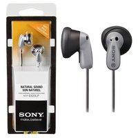 Sony - MDRE820LP In-Ear Headphones - Black