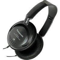 Panasonic - RPHT225 On-Ear Headphones - Black