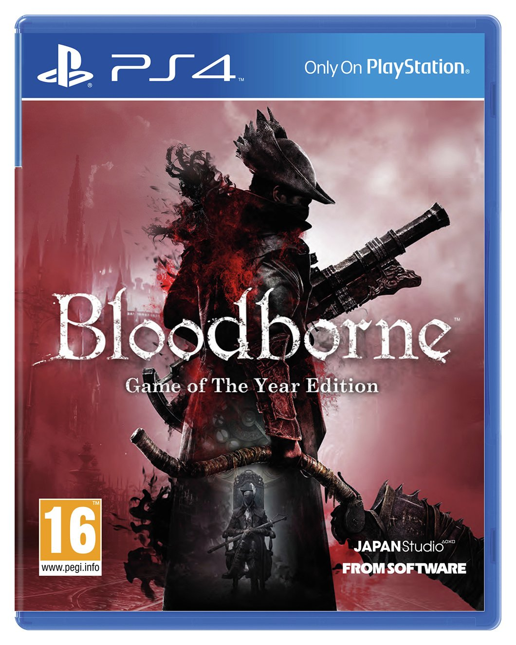 Bloodborne: Game of the Year Edition PS4 Game