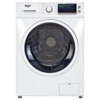 Bush - WDNSX86W - Washer Dryer - White