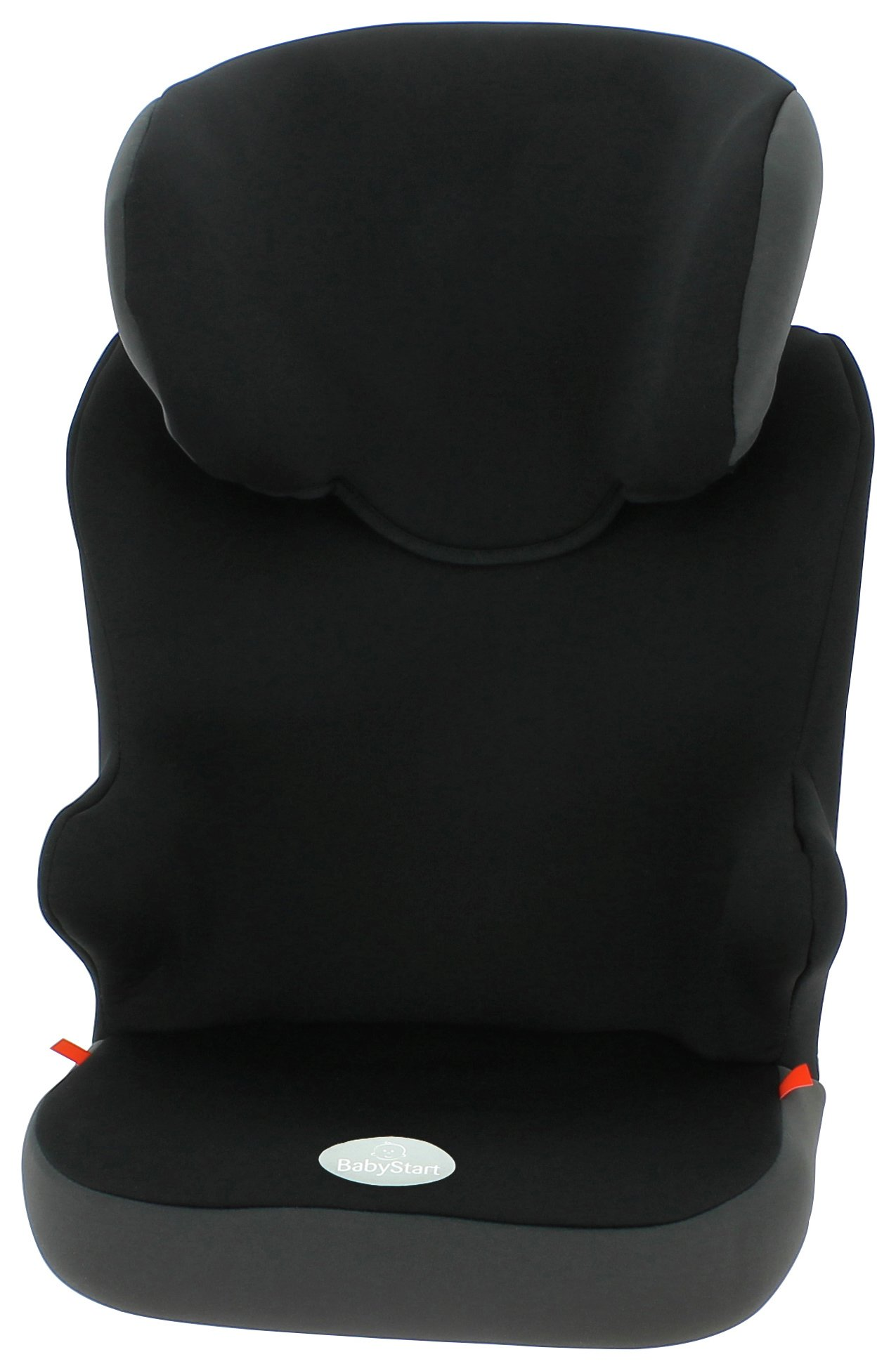 Image of BabyStart Starter Group 2-3 Black Car Seat