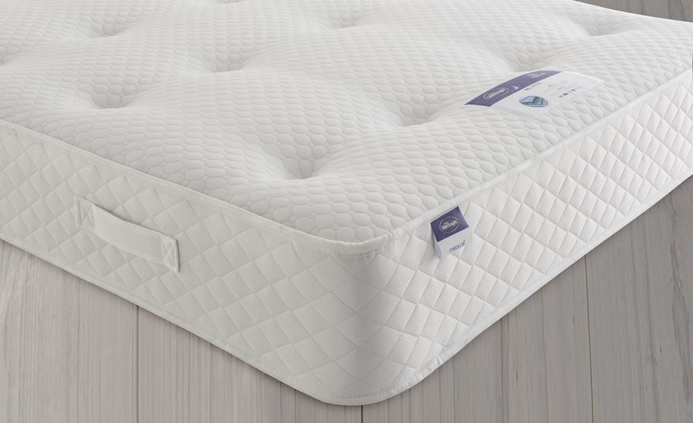 Silentnight Geltex Comfort Sprung Ortho Superking Mattress