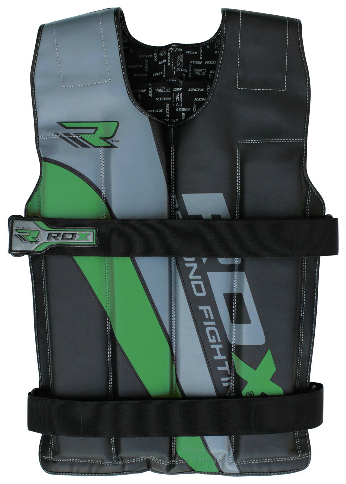 RDX - 18kg Weighted Vest - Green