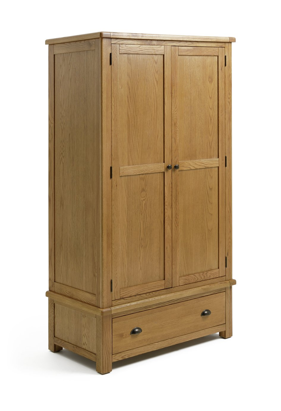 Argos Home Kent 2 Door 1 Drawer Wardrobe