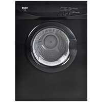Bush - V7SDB Vented - Tumble Dryer - Black