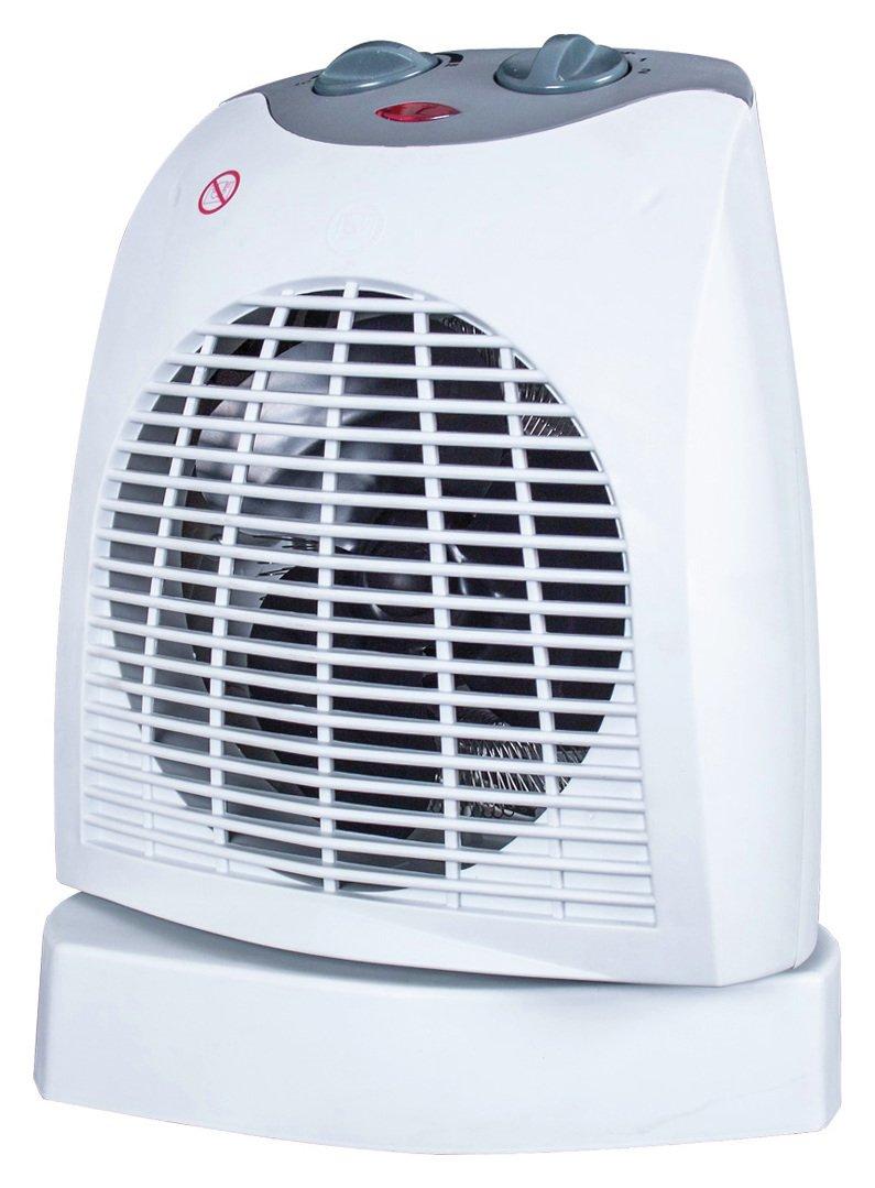 Delonghi Hvf3032 2 2kw Upright Fan Heater