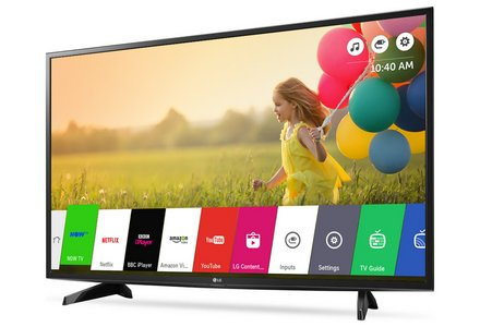 LG TVs from only £399.