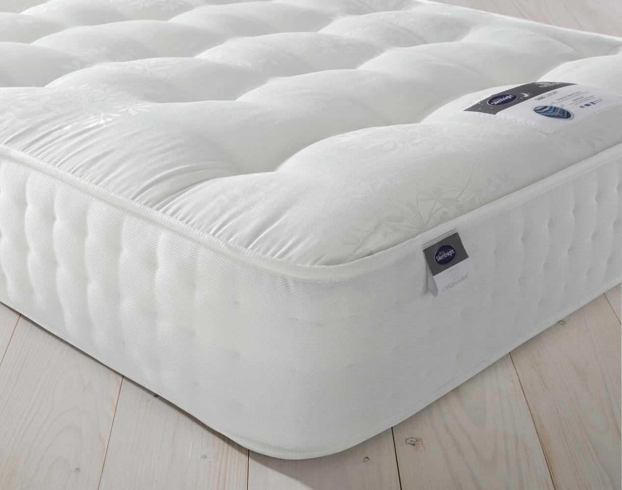 Silentnight 1400 Pocket Luxury Ortho Double Mattress