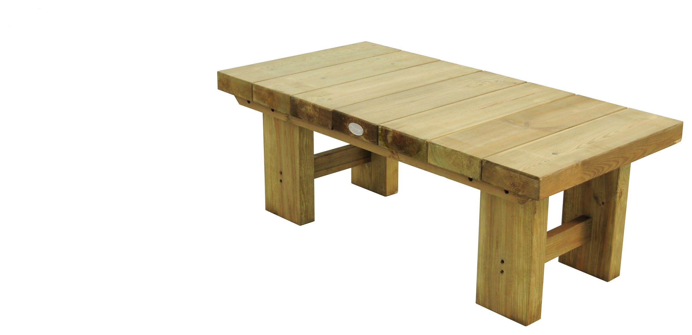 Forest Low Level Sleeper Table - 1.2m. lowest price