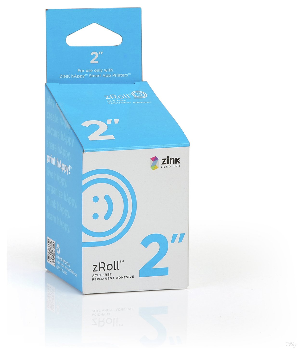 ZINK hAppy - 2 Inch zRoll