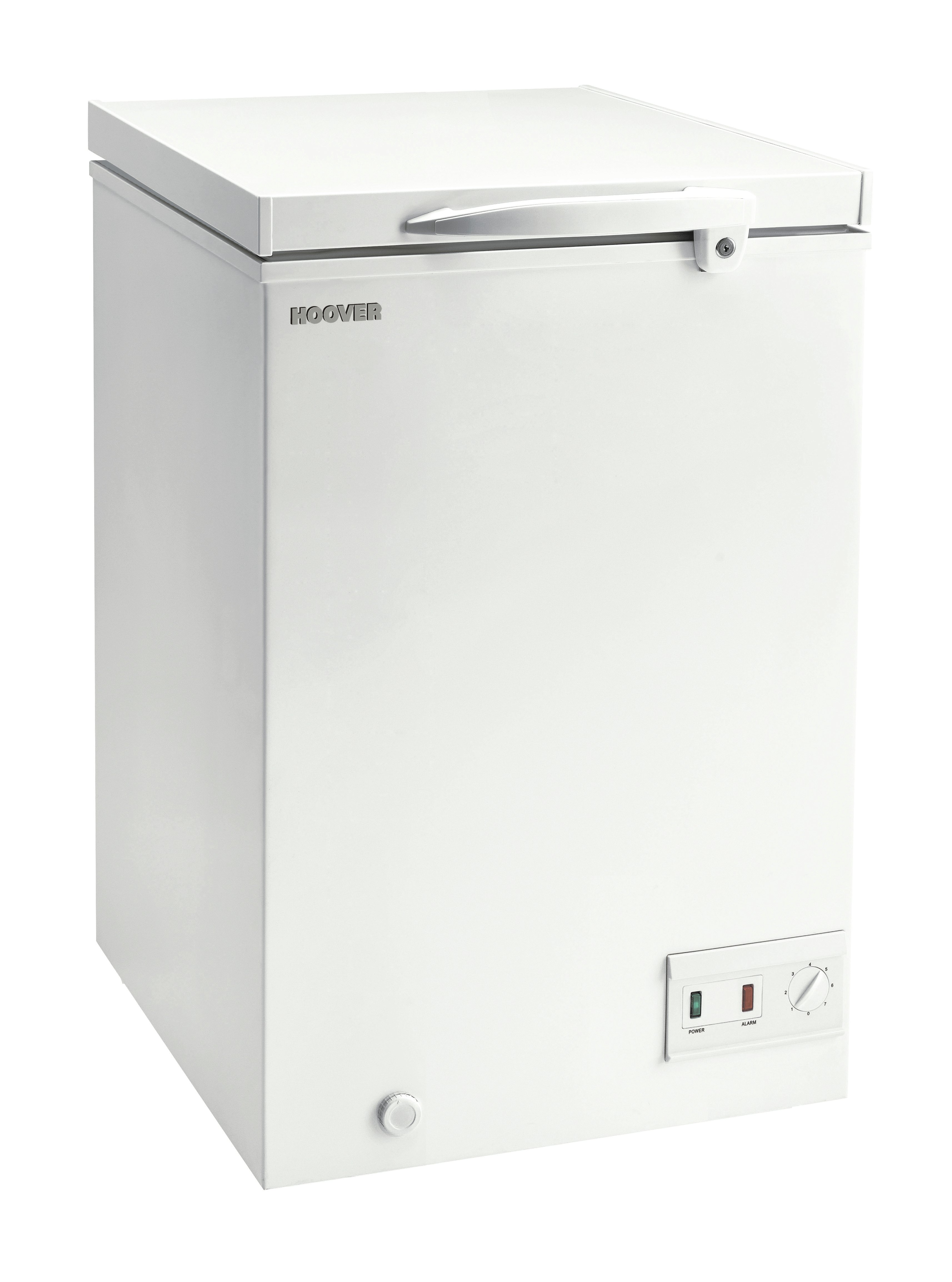 Image of Hoover - CFH106AWK - Chest - Freezer - White