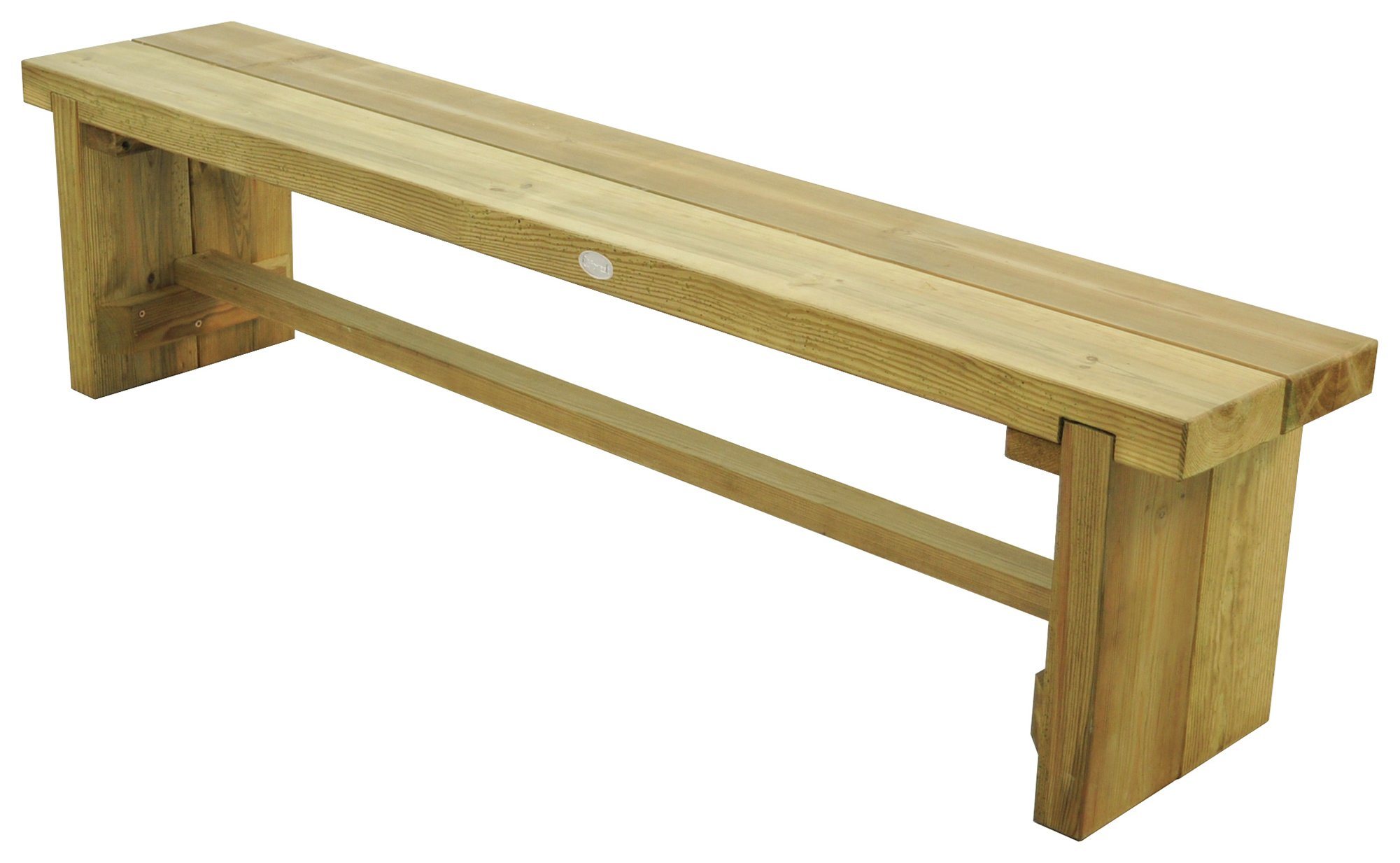 Image of Forest Double Sleeper Bench - 1.8m.