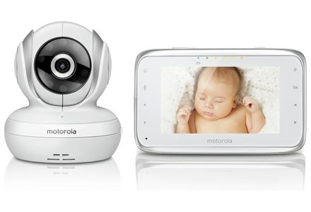 Motorola MBP38S Video Baby Monitor.