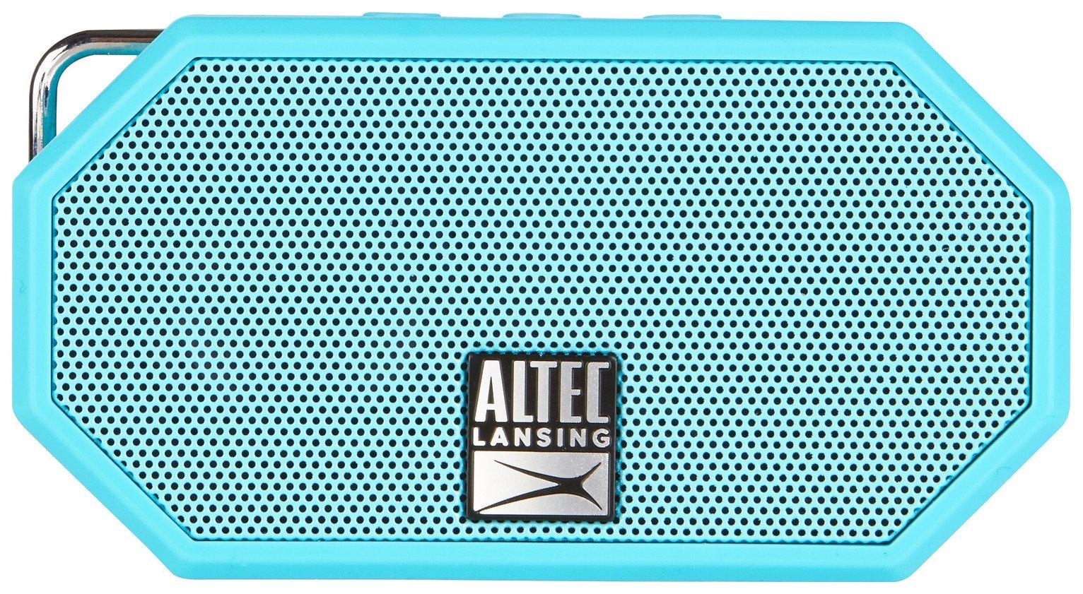 Image of Mini H2O II Wireless Portable Speaker - Blue