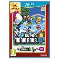 Wii U - Super Mario Bros U - and Super Luigi U - Bundle