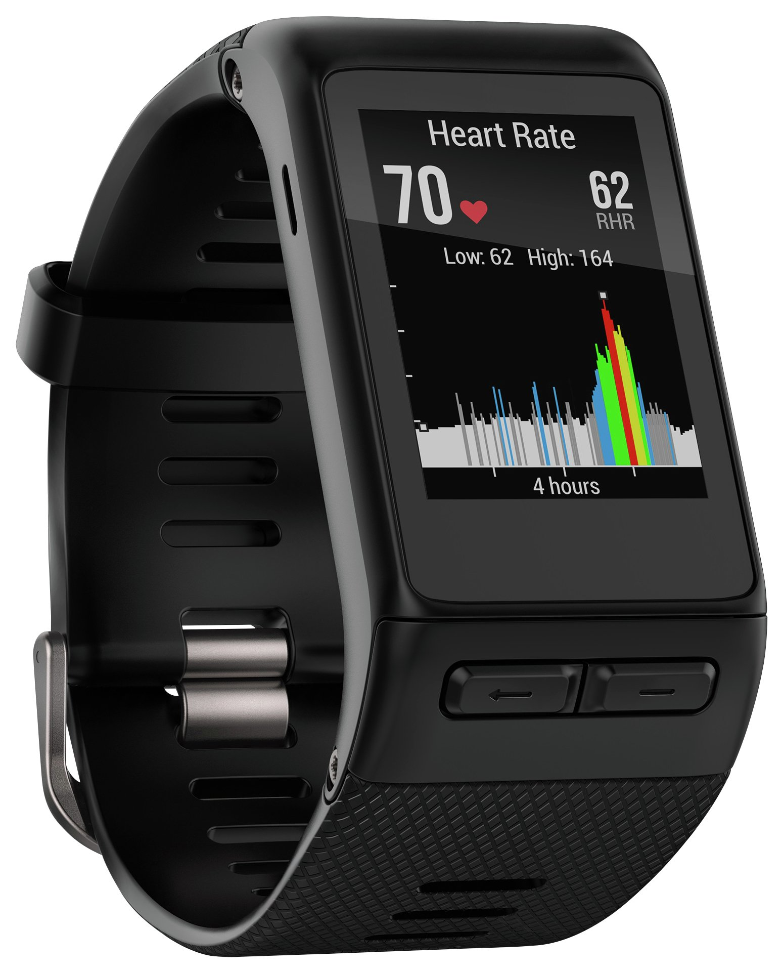 Garmin Garmin - X Large Vivoactive Heart Rate GPS - Black