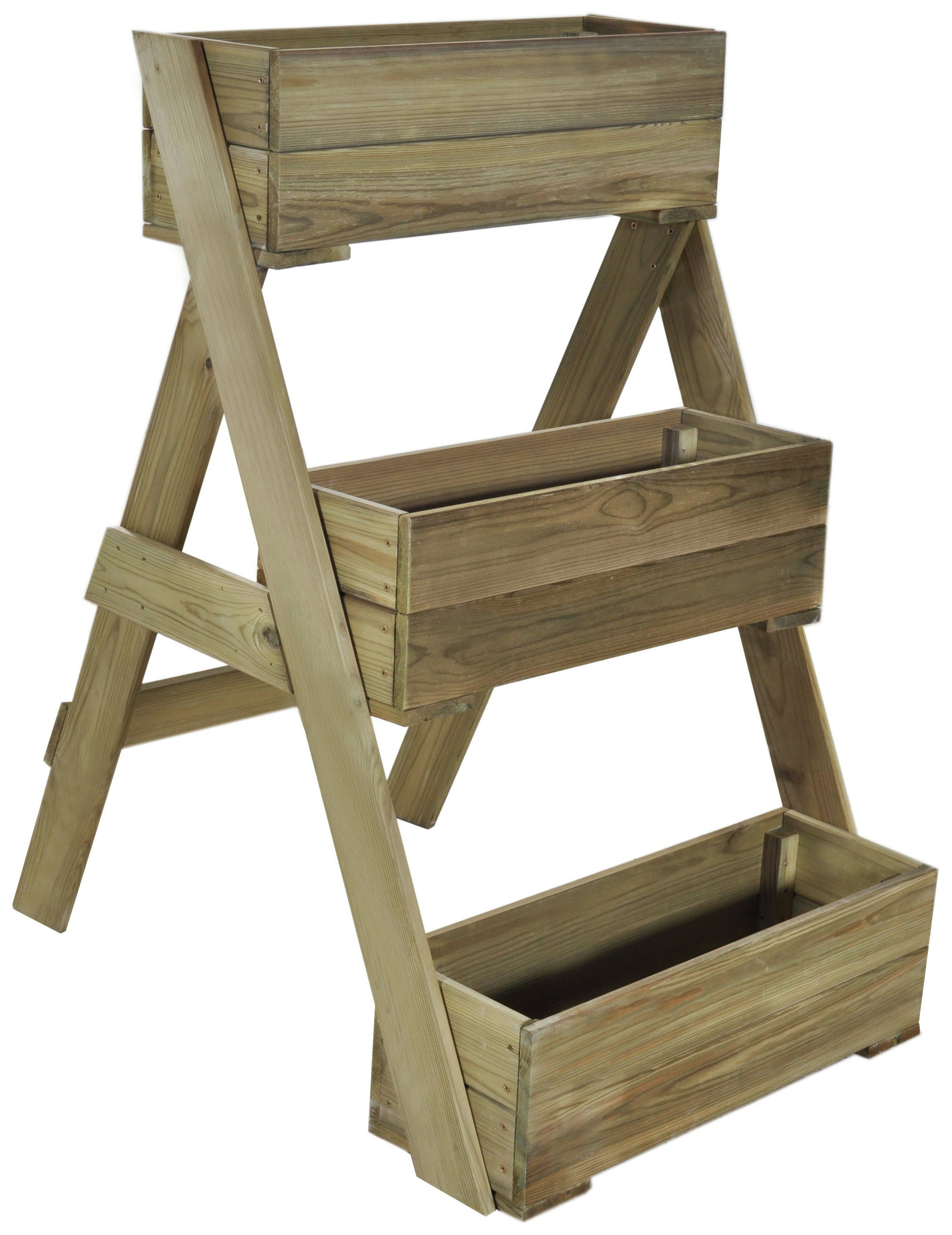 Forest - Compact Cascade Tiered Planter lowest price