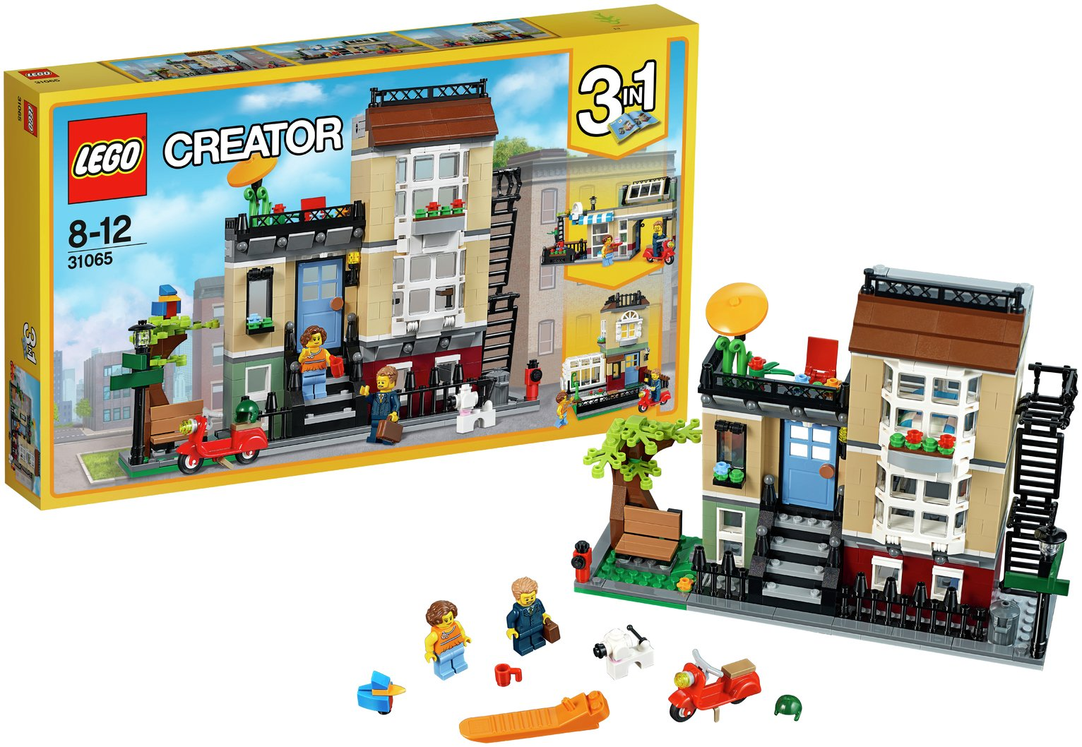 Buy LEGO Creator Park Street - 31065 at Argos.co.uk - Your Online ...