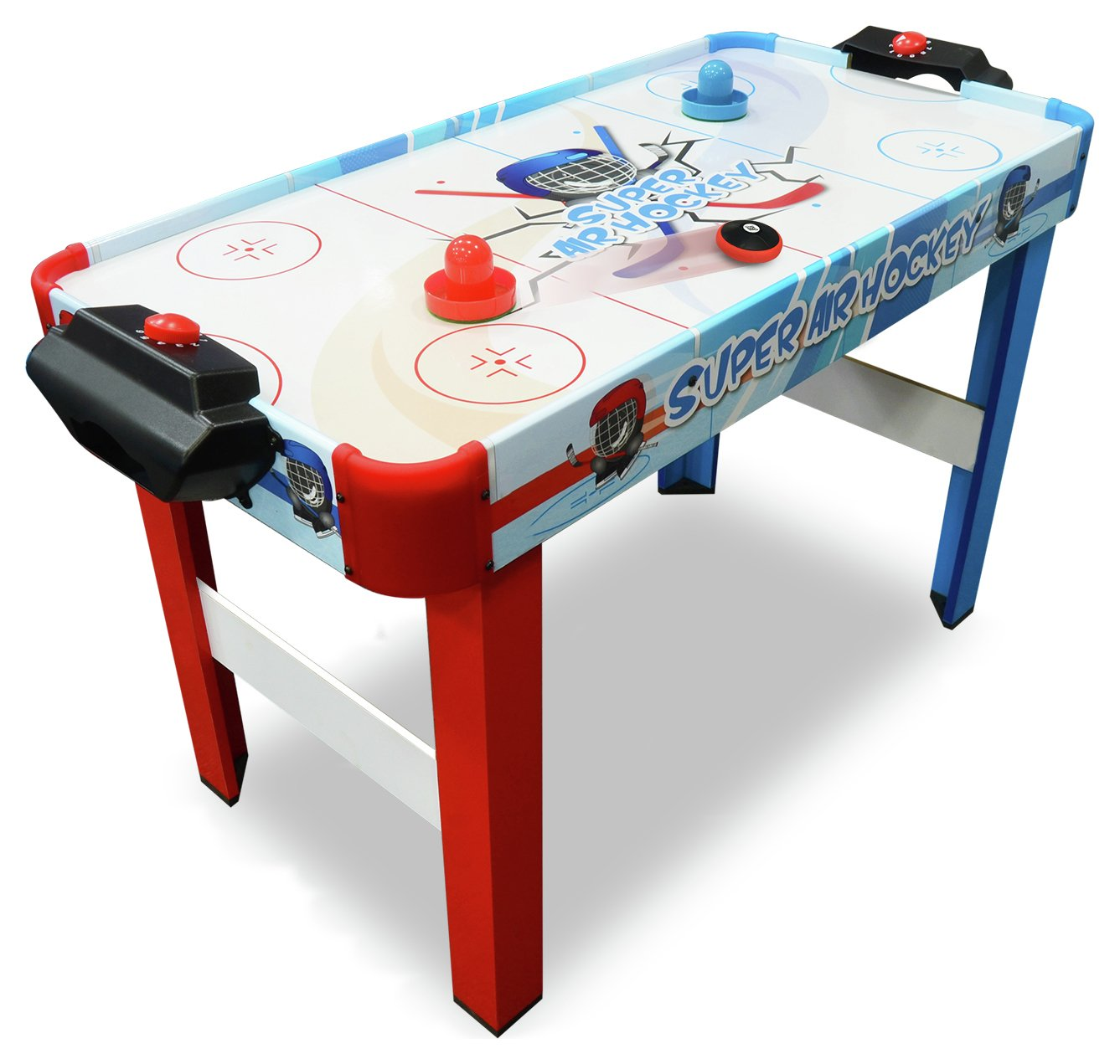 Chad valley 3ft air and hockey table octer for Table hockey