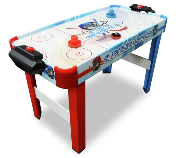 Buy Chad Valley 3ft Air and Hockey Table at Argos.co.uk - Your ...