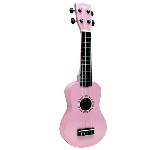 buy martin smith soprano size ukulele pink at your online shop for ukuleles. Black Bedroom Furniture Sets. Home Design Ideas