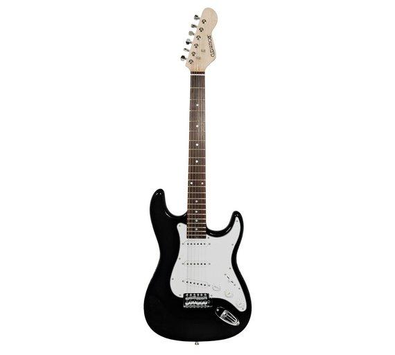 buy elevation full size electric guitar electric guitars argos. Black Bedroom Furniture Sets. Home Design Ideas